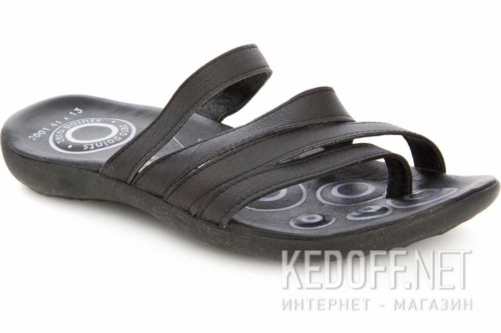 Купить Мужские сланцы и шлепанцы Subway 2001-900   (чёрный)