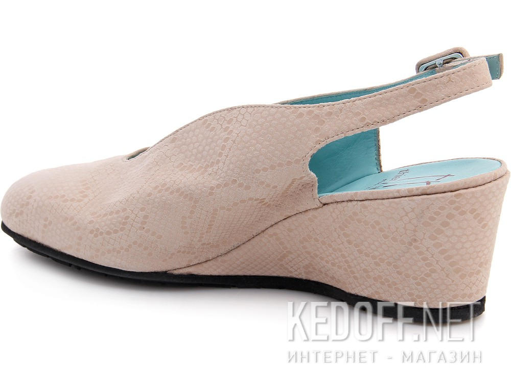 Sandals with closed toe 2064 Thierry Rabotin Made in Italy