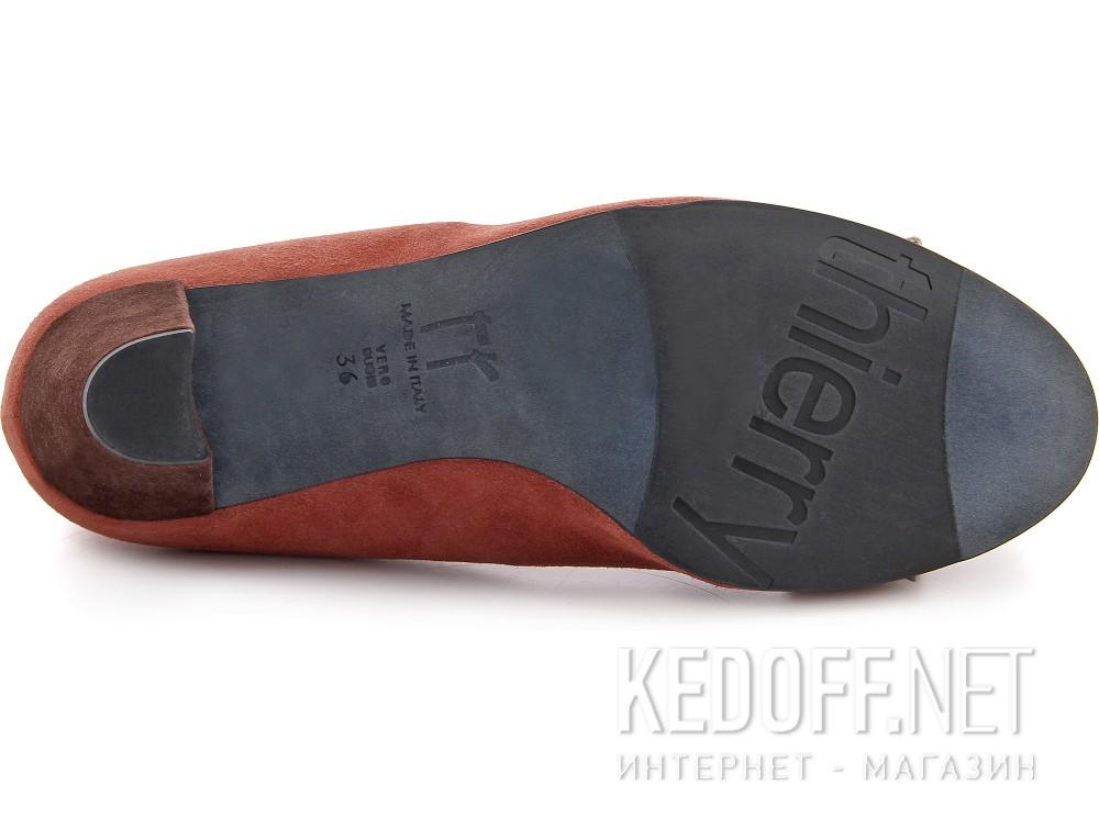 Женские итальянская Thierry Rabotin 3442   (коричневый) купить Киев