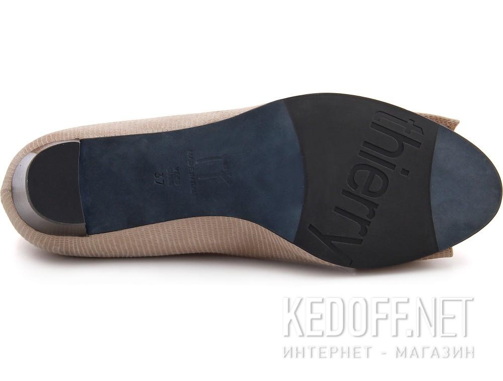 Женские классические туфли Thierry Rabotin 7276   (бежевый)