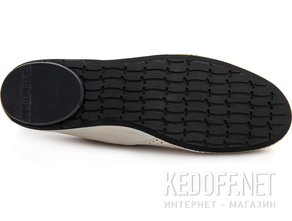 White perforated shoes Thierry Rabotin Made in Italy 7472
