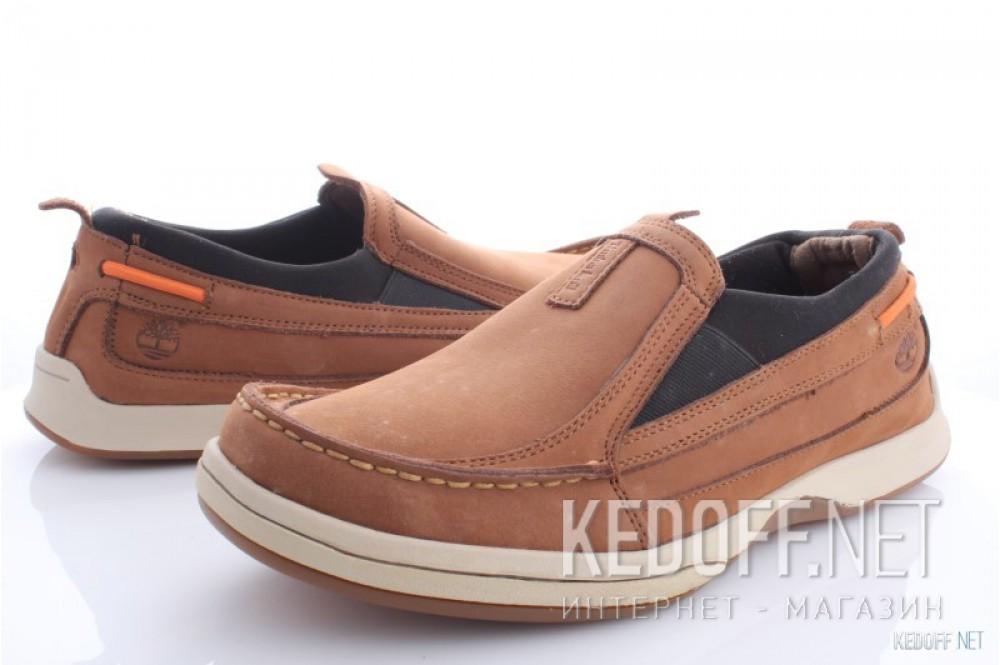Men's boat shoes Timberland 41595=1 (brown) купить Украина