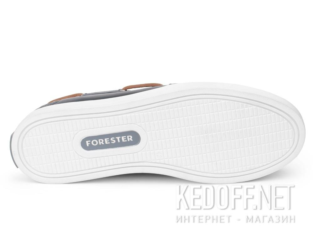 Топсайдеры Forester 020216-46 шкіряні