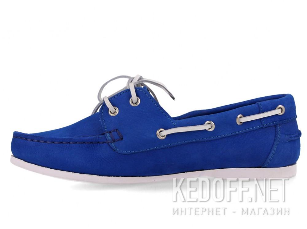 Мокасины Forester 6555-4013 унисекс   (синий) купить Украина
