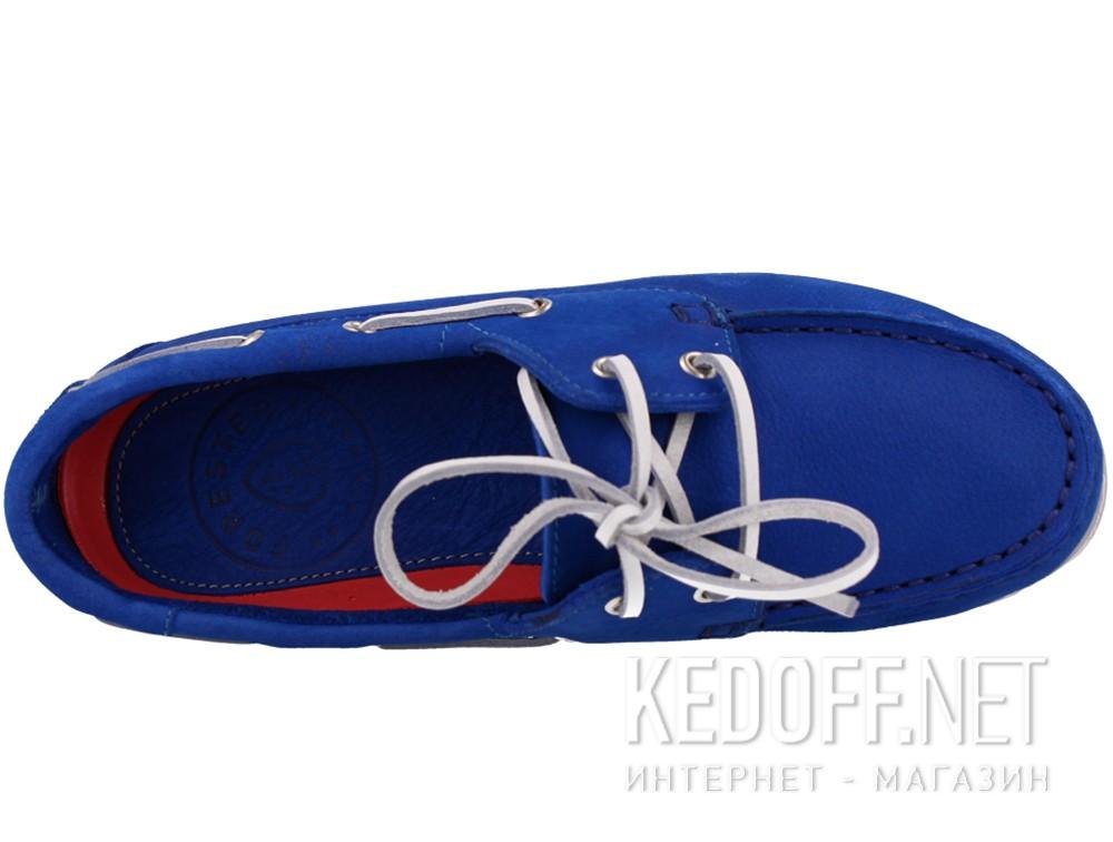 Мокасины Forester 6555-4013 унисекс   (синий) купить Киев