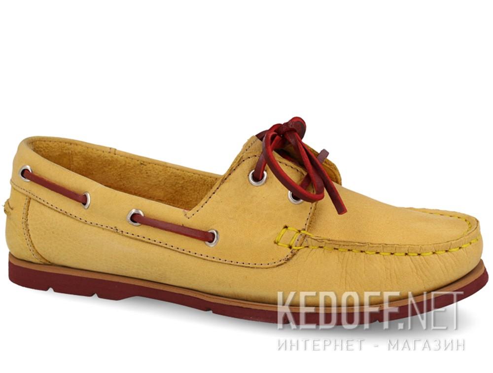Купить Туфли Forester 6560-2148 унисекс   (жёлтый)