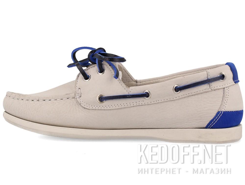 Мокасины Forester 6570-1313 унисекс   (белый) купить Украина