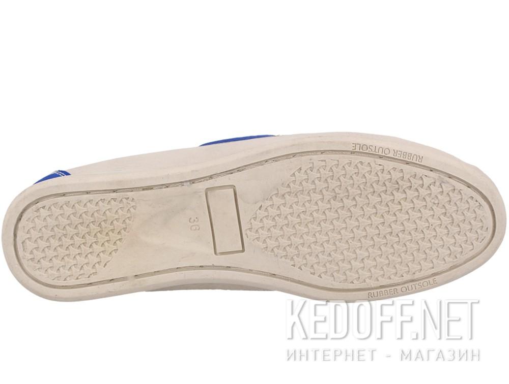 Оригинальные Мокасины Forester 6570-1313 унисекс   (белый)