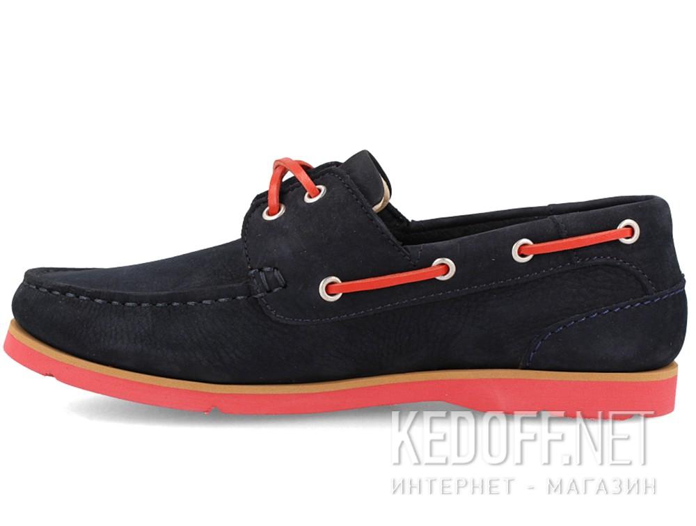 Мужские мокасины Forester 6894-2747   (чёрный) купить Украина