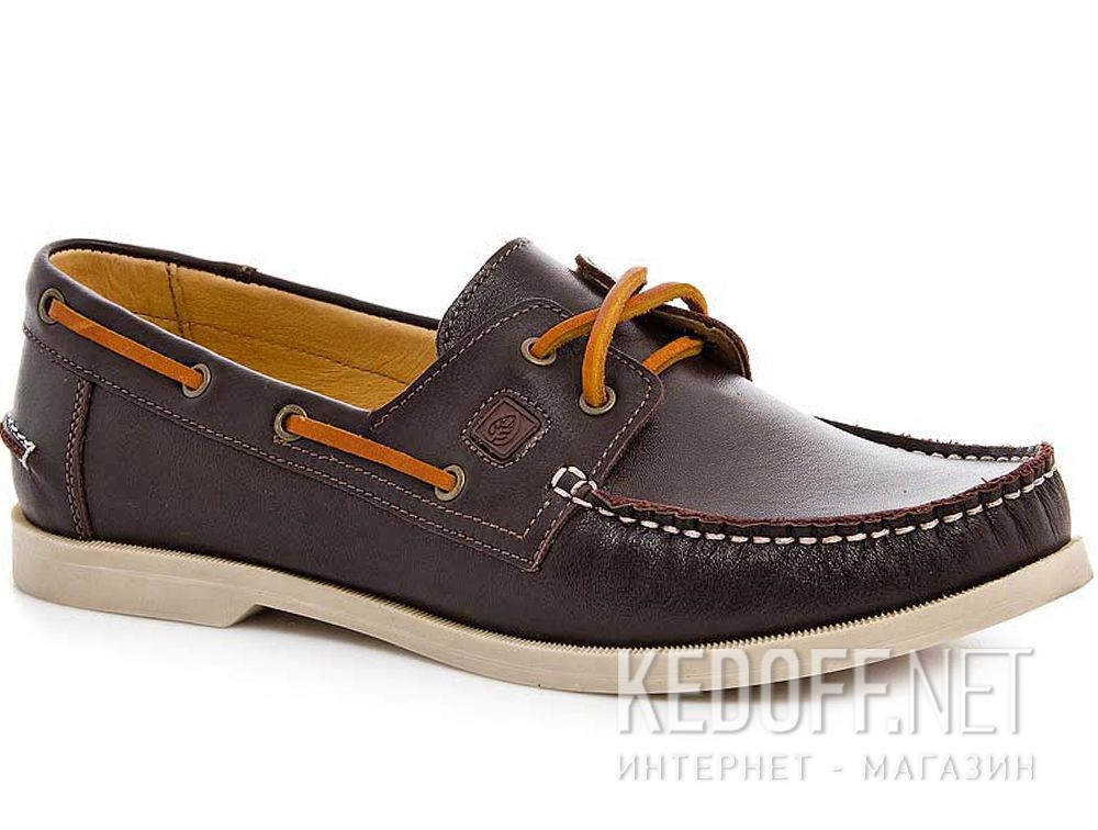 Купить Топсайдеры Forester Boat 5037-45   (коричневый)