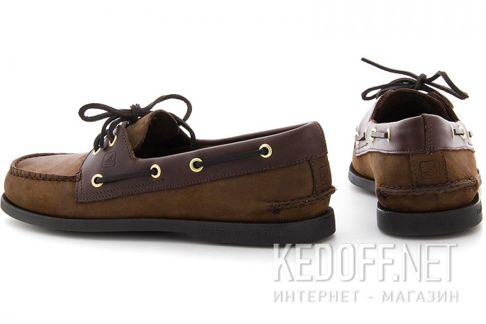 Топсайдеры Sperry Top-Sider SP-0195412  (western/коричневый) купить Киев