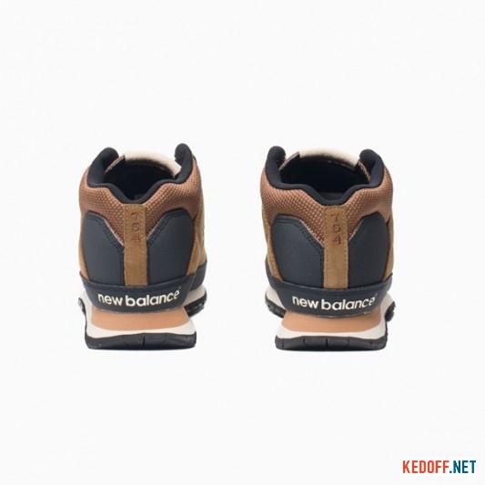Shoes New Balance 754TB light brown nubuck