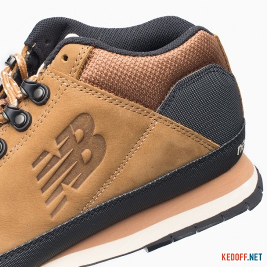Shoes New Balance 754TB light brown nubuck