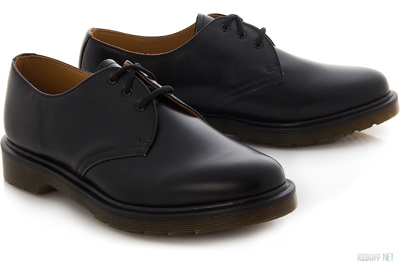 Оригинальные Модные туфли Dr. Martens 1461 PW 10078001