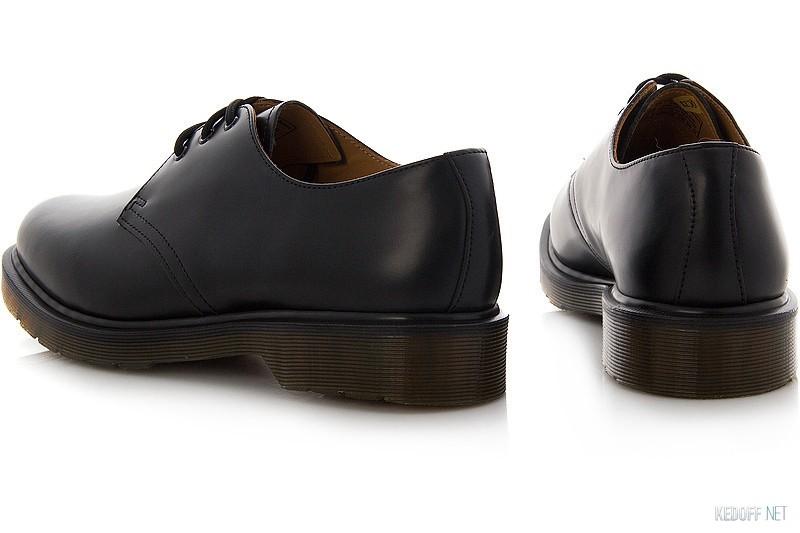 Модные туфли Dr. Martens 1461 PW 10078001 описание