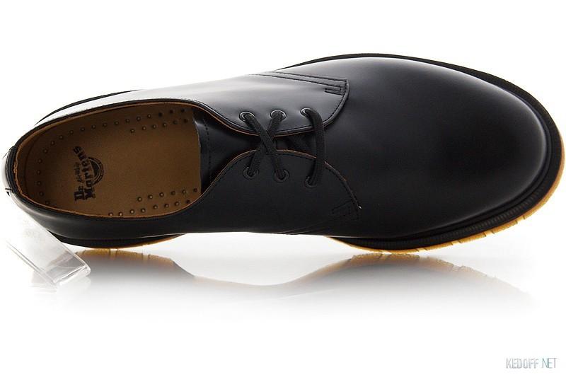 Модные туфли Dr. Martens 1461 PW 10078001 доставка по Украине