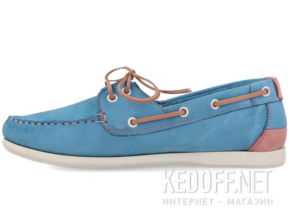 Топсайдеры Forester 6570-4213   (голубой) купить Украина