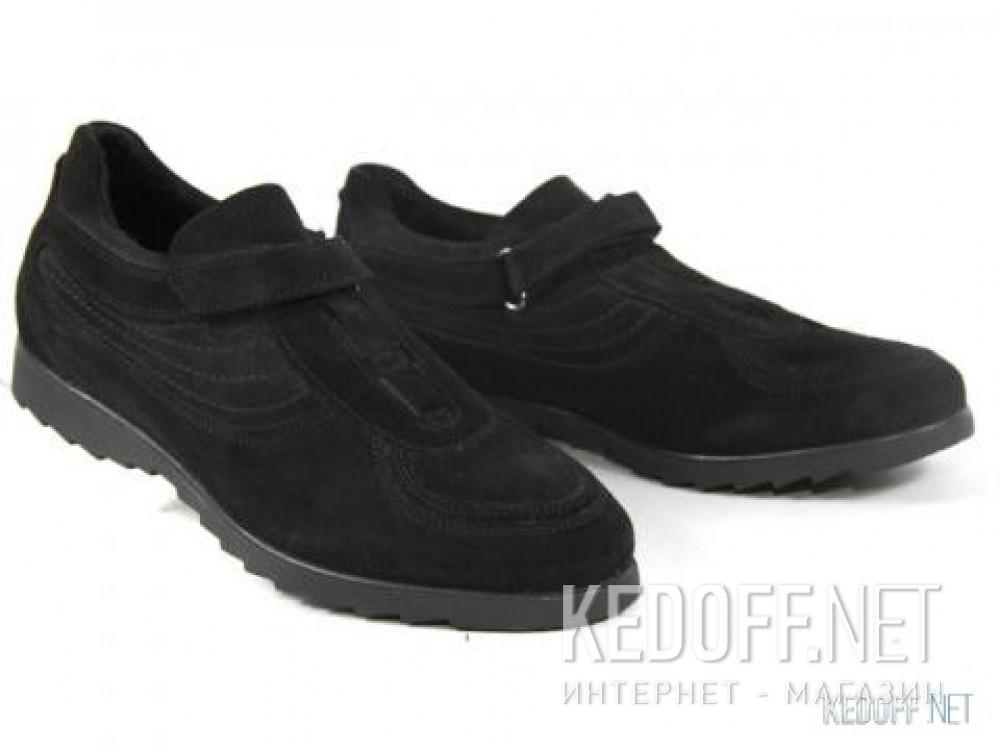Купить Мужские туфли Subway 342-3358   (чёрный)