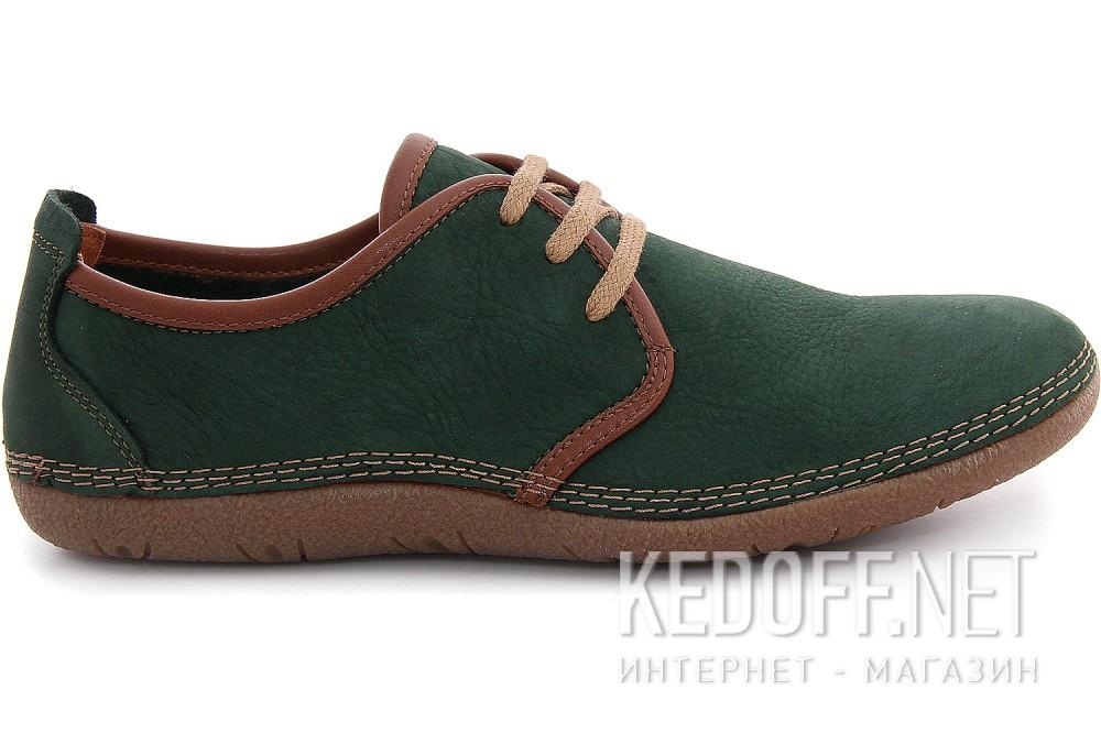 Оригинальные Мужские туфли Las Espadrillas 507-22   (зеленый)