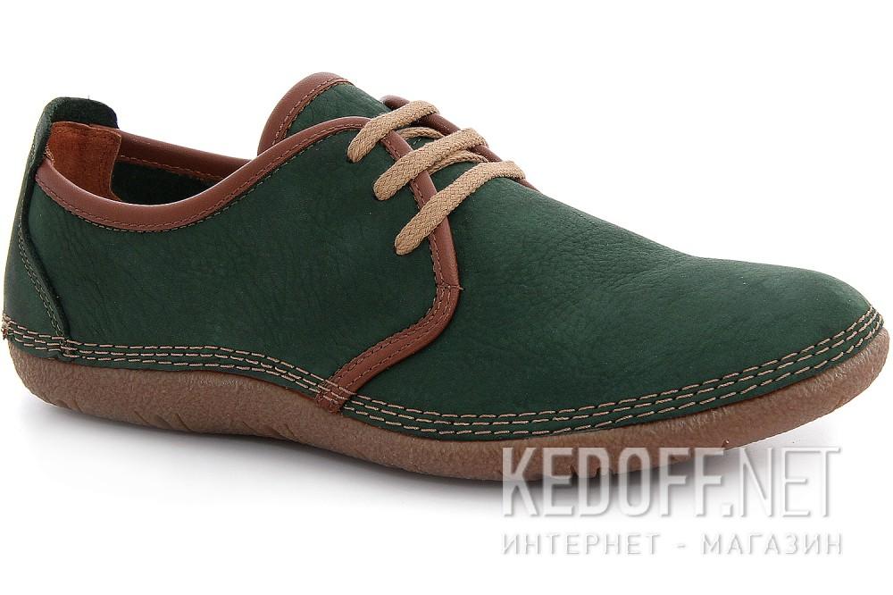Чоловічі комфортні туфлі Las Espadrillas 507-22 Нубук