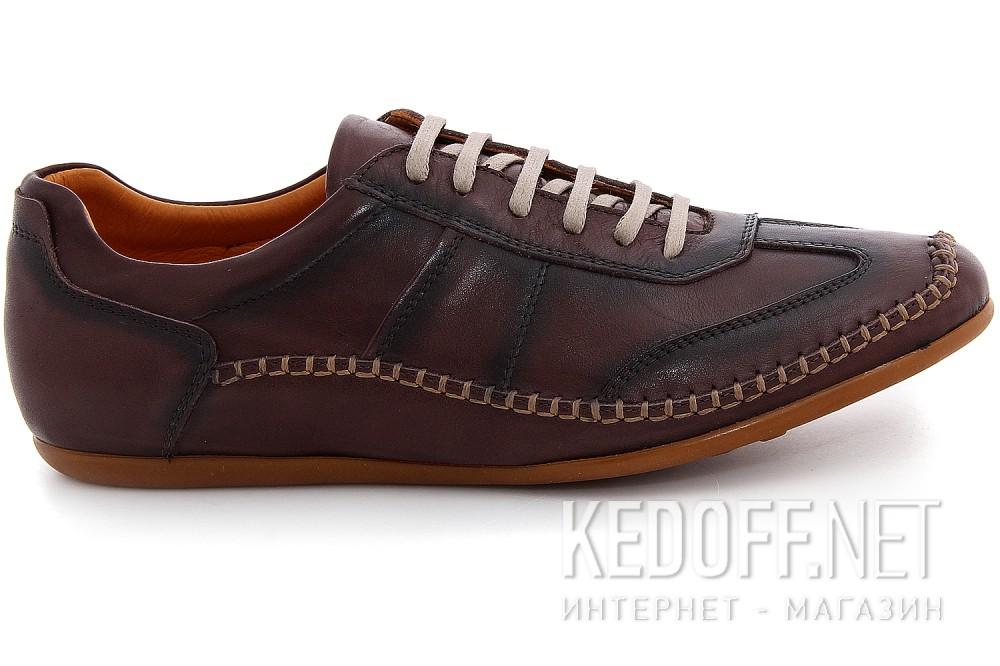 Туфлі Las Espadrillas 609-45 Шкіряні