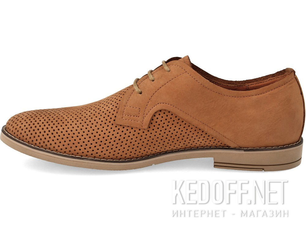 Shoes men's Forester Smart Taba Nubuk 1679-042