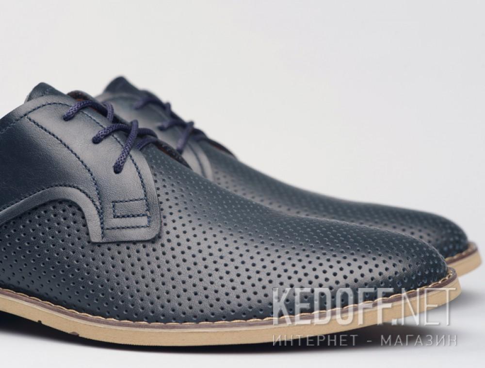 Туфлі чоловічі Forester Smart 1679-105