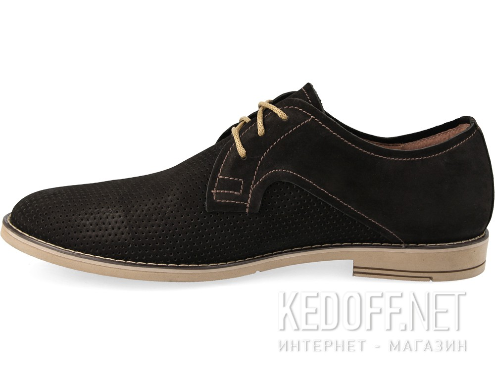 Shoes men's Forester Smart 1679-702 Nubuk