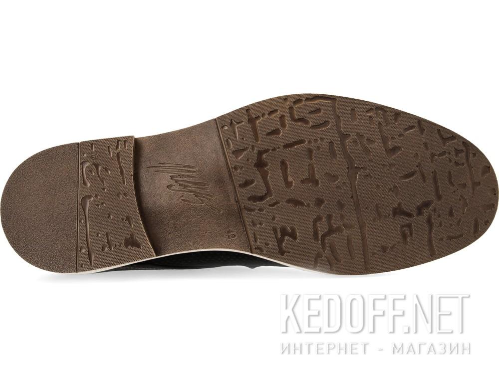 Туфлі чоловічі Forester Smart 1679-702 Nubuk
