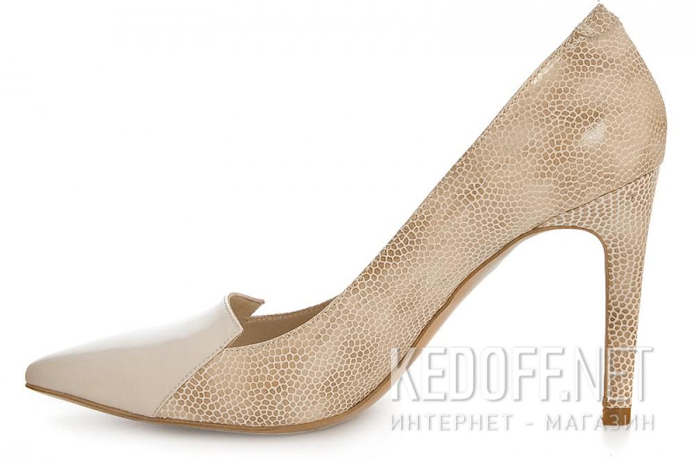 Класичні туфлі Nine West 93616-C48 Бежеві