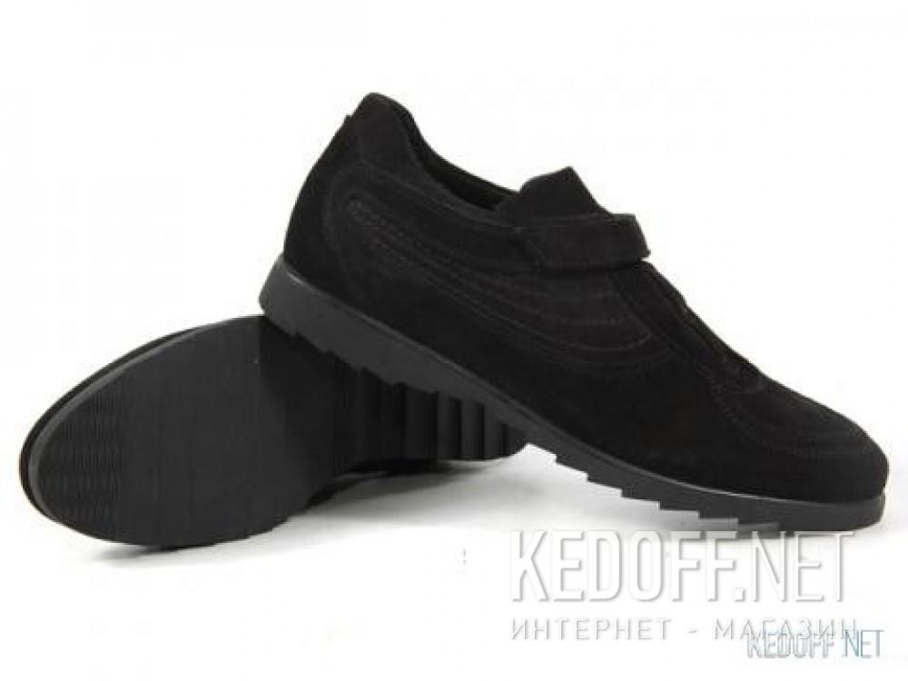 Мужские туфли Subway 342-3358   (чёрный) купить Киев