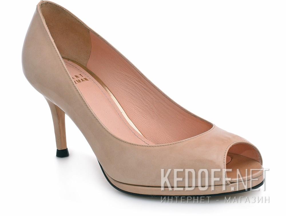 Купить Женские туфли Stuart Weitzman 0831   (бежевый)