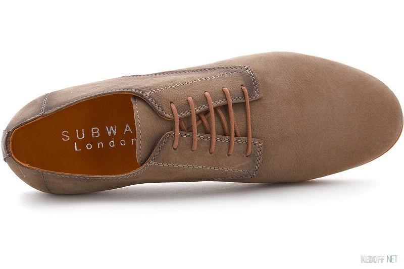 Туфлі Subway 605-1-79