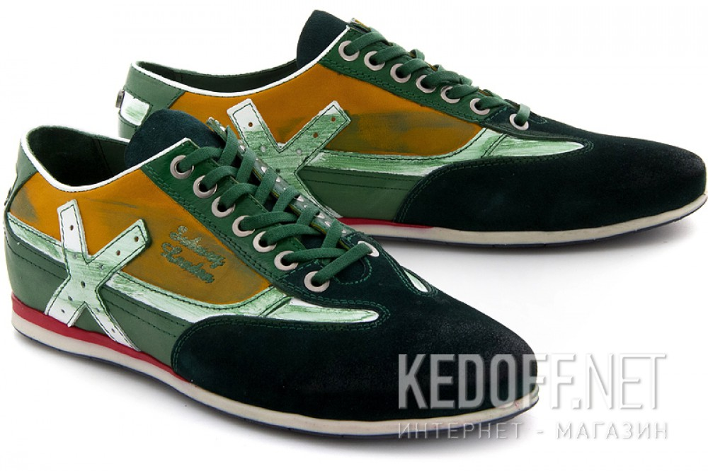 Shoes Colored Subway 7074-1