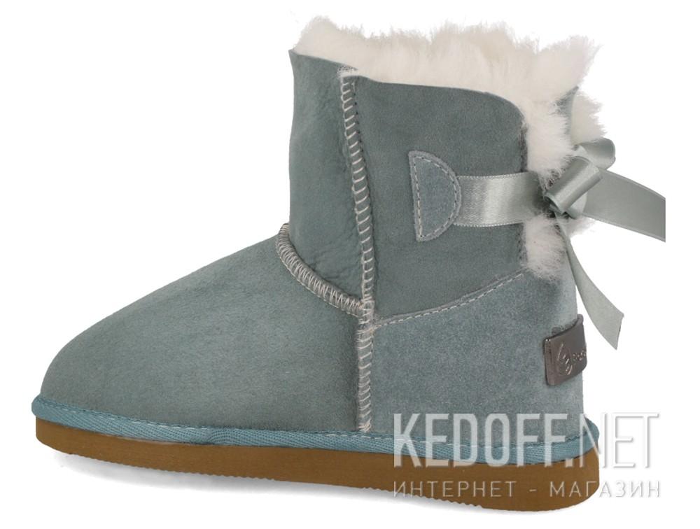 Угги Forester 121014-1053 унисекс   (мятный) купить Украина