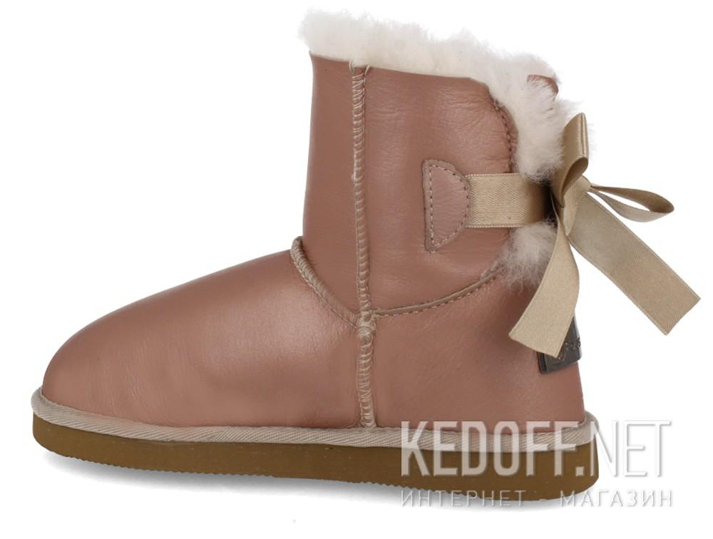 Угги Forester 121014-2203 унисекс   (розовый) купить Украина