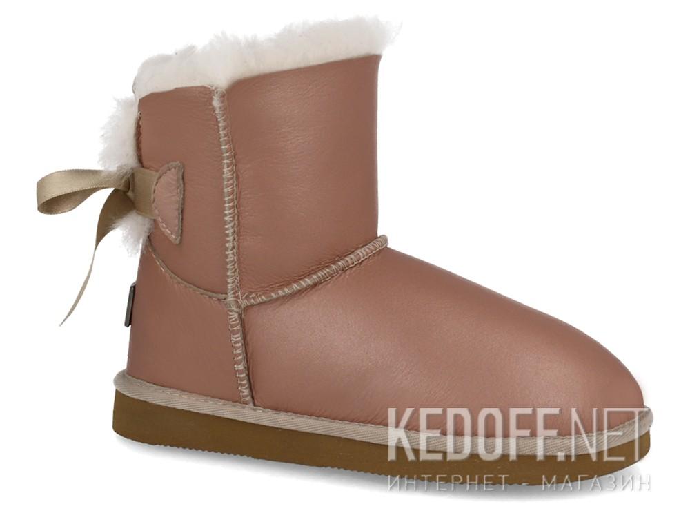 Купить Угги Forester 121014-2203 унисекс   (розовый)