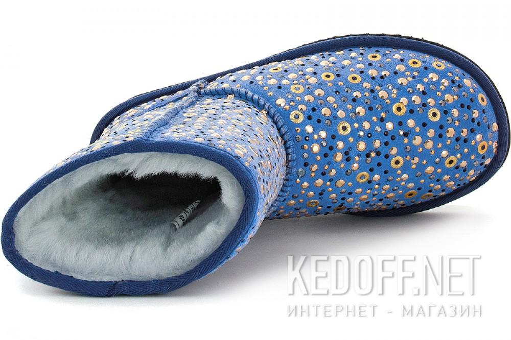 Women's ugg boots Forester - 138317-1242 light blue