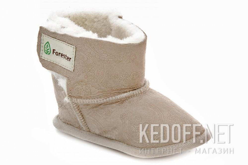 Купить Детские угги Forester 143101-2813   (бежевый)