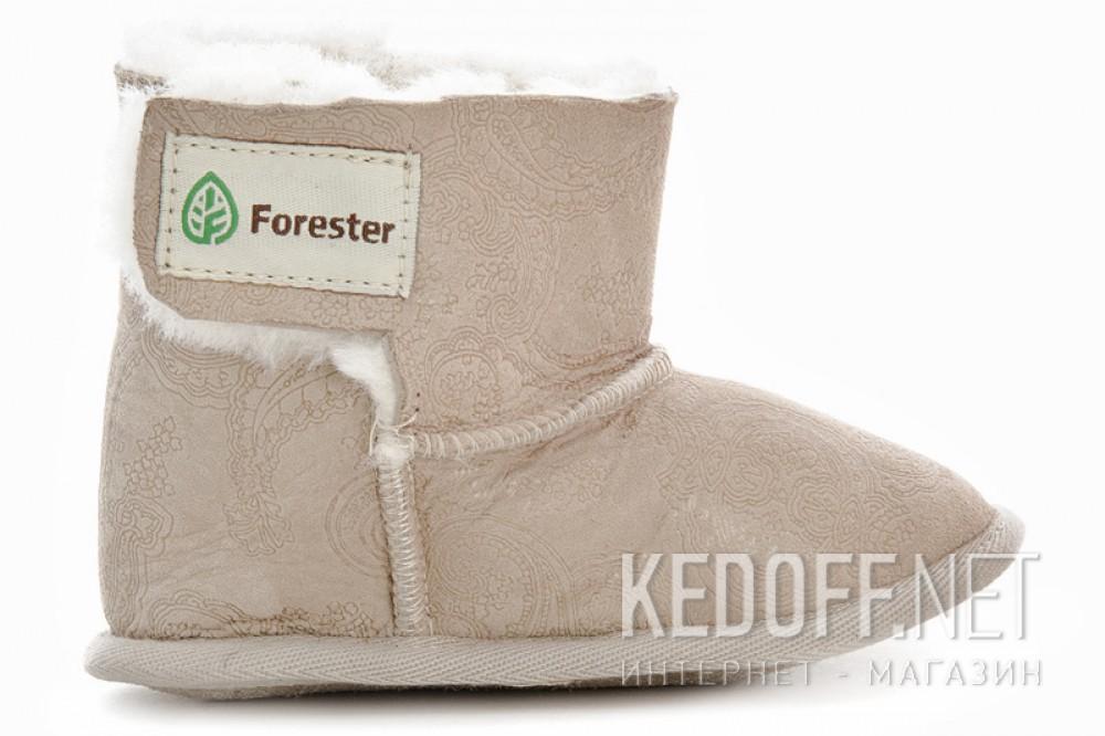 Детские угги Forester 143101-2813   (бежевый) описание