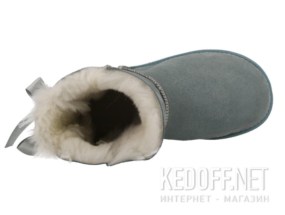 Оригинальные Угги Forester 121014-1053 унисекс   (мятный)