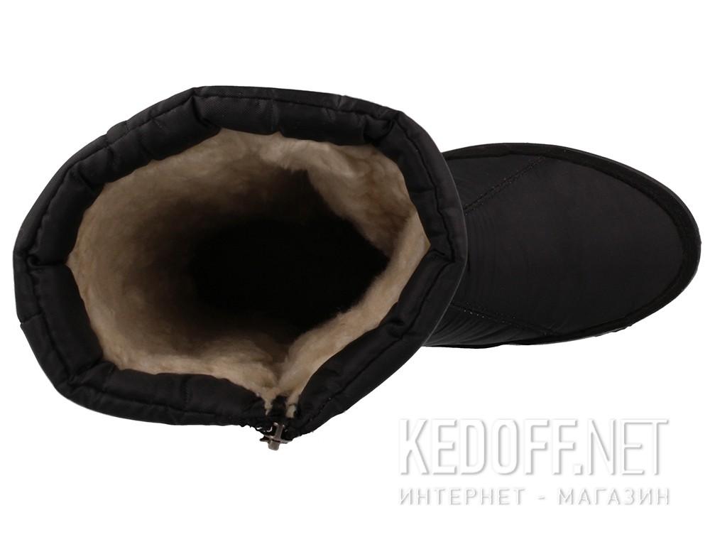 Женские сапоги Forester 1442-27    (чёрный) все размеры