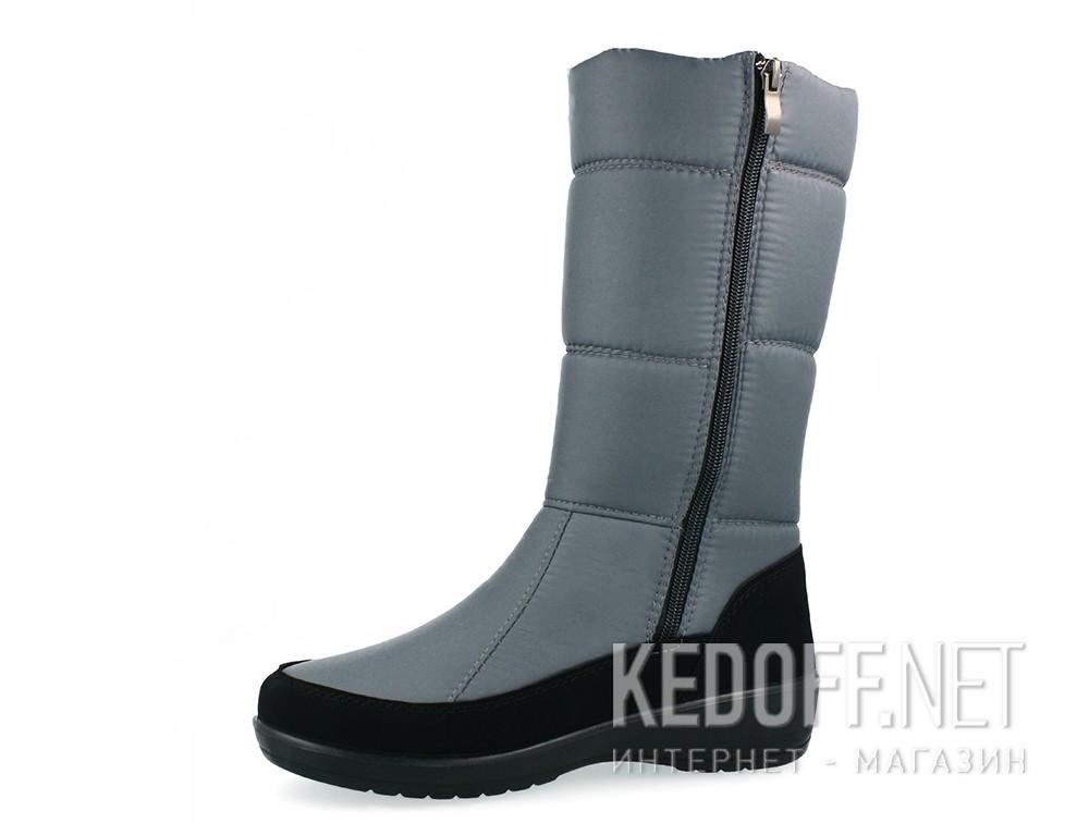Жіночі чоботи Forester 1442-37 (Сірий) купити Україна