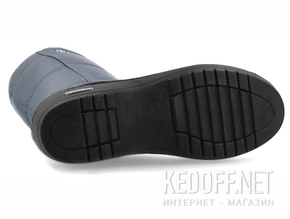 Оригинальные Жіночі чоботи Forester 1442-37 (Сірий)