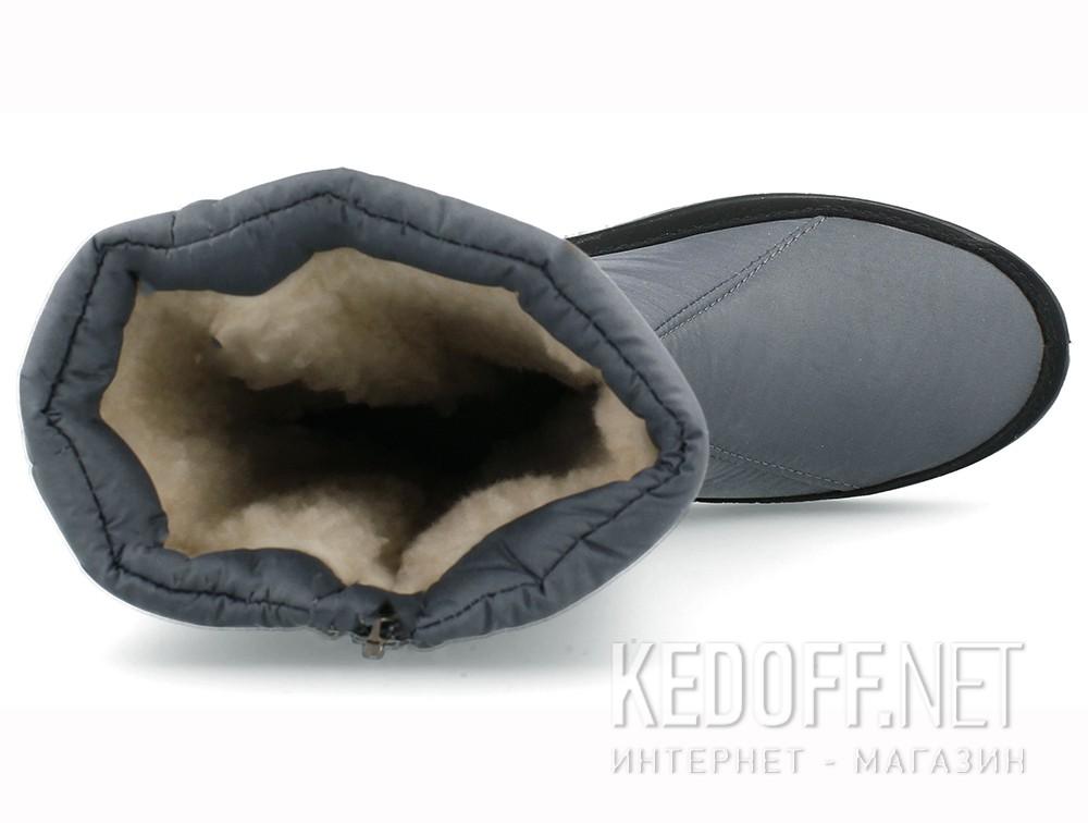 Жіночі чоботи Forester 1442-37 (Сірий) купить Киев