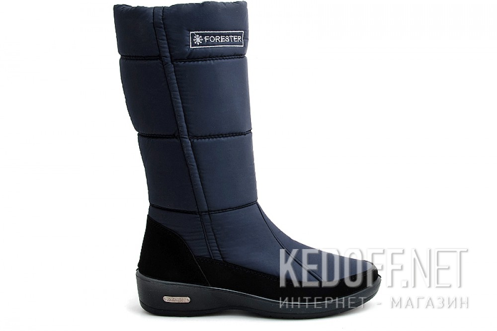 Insulated boots Forester 1442-89 Dark blue