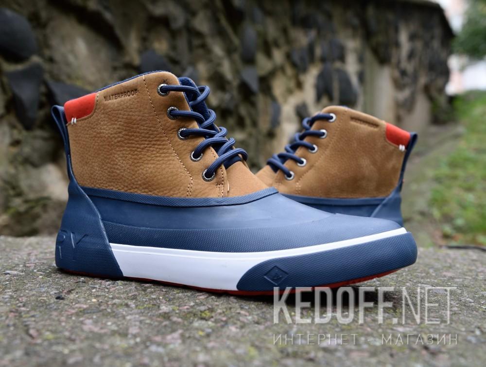 Утеплённые ботинки Sperry Cutwater Boot SP-15944 Фото 13
