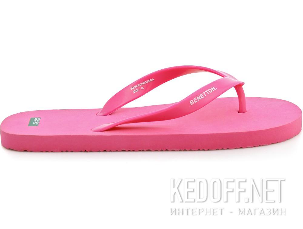 Вьетнамки Benetton 603 Розовые