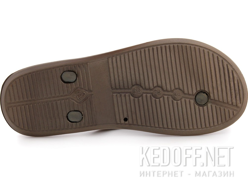 Flip Flops Coral Coast brown 60014