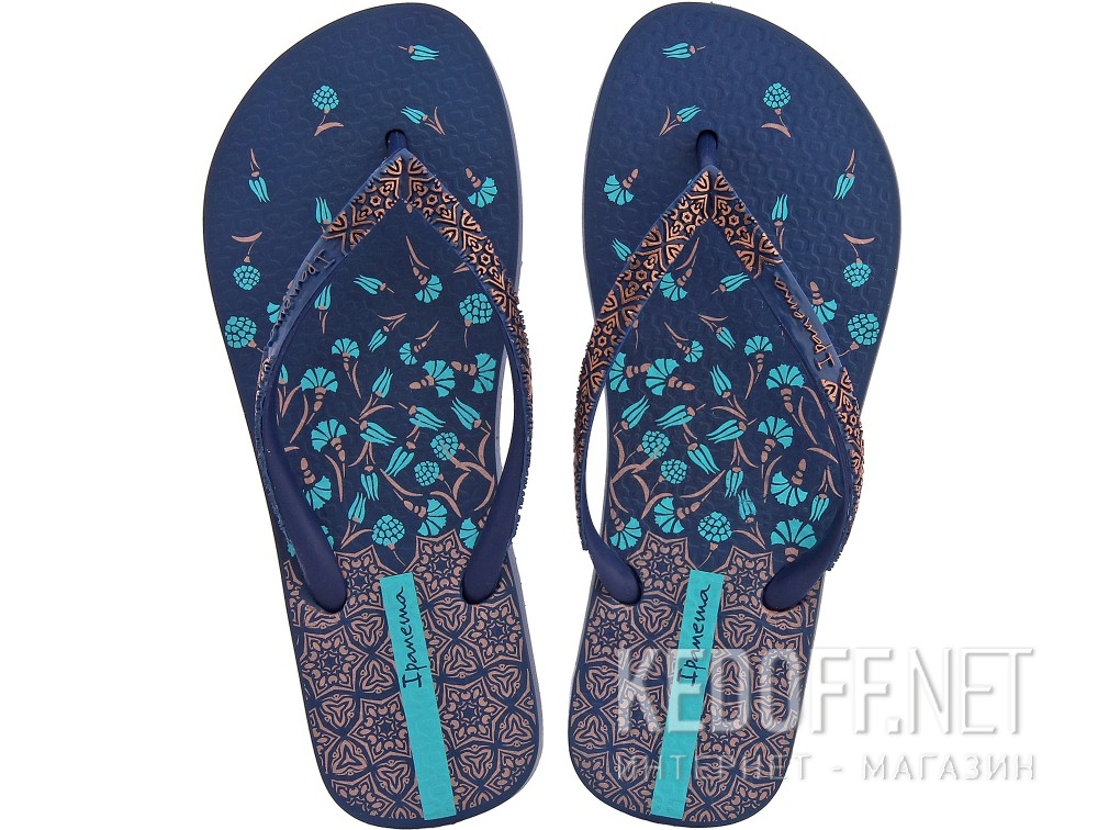 В'єтнамки Ipanema Aloe Flower Fem 81702-22079